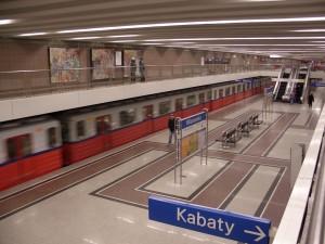 Wilanowska_warsaw_metro1